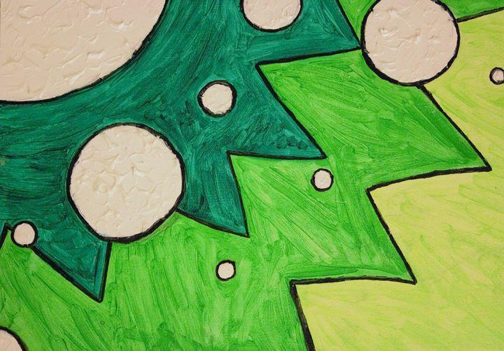 Green Bang - Leah