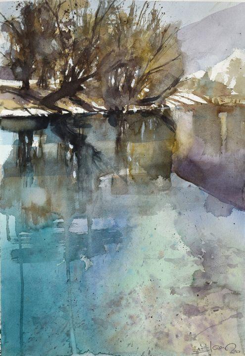 Crystal clear - Goran ŽIgolić Watercolors
