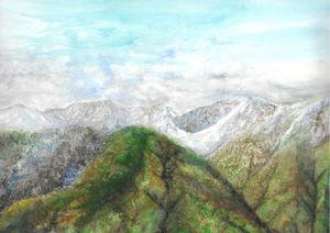 Borgata In Mountains