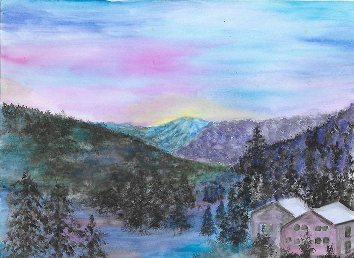 Sunrise - ArtistBear