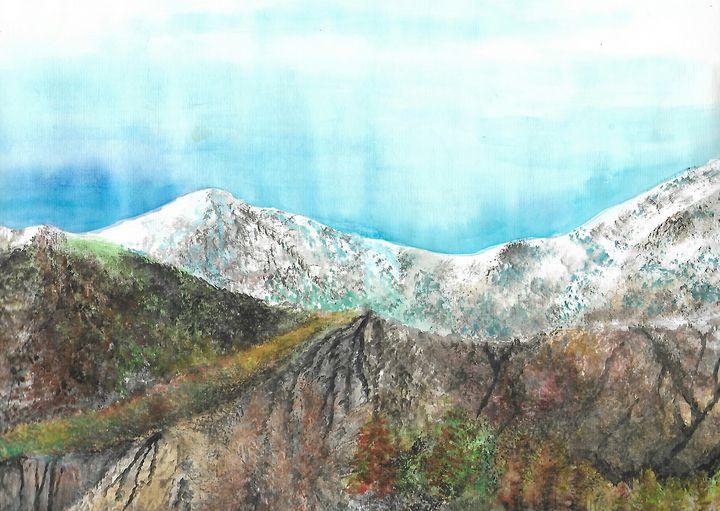winter - ArtistBear