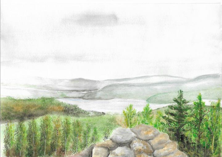 nord mountain - ArtistBear