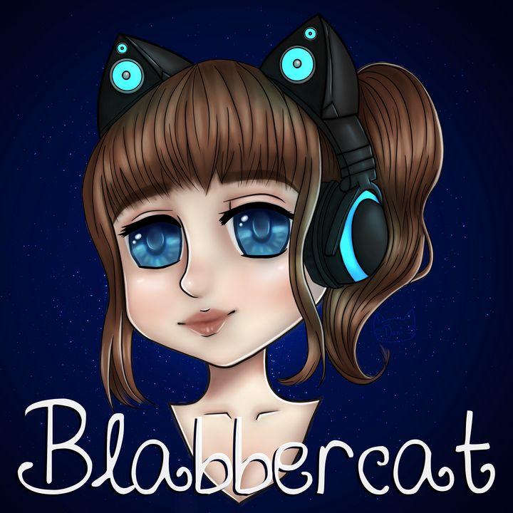Blabbercat Portrait - Blabbercat