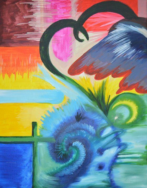 Birds of Paradise - The DysFUNKsional Artist