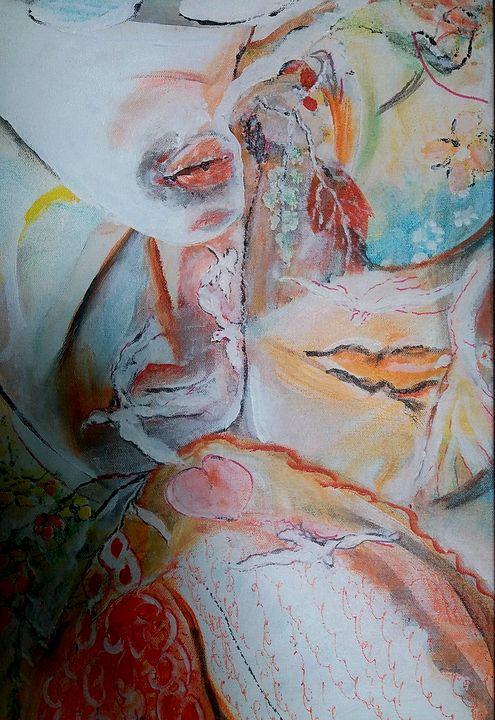 Love - Raja 's fine art