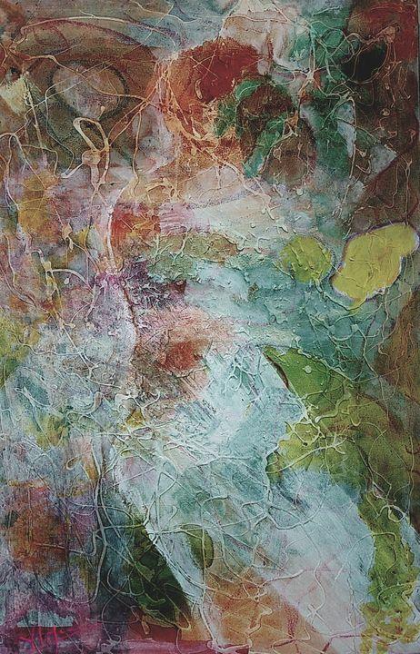 Towards nature - Raja 's fine art