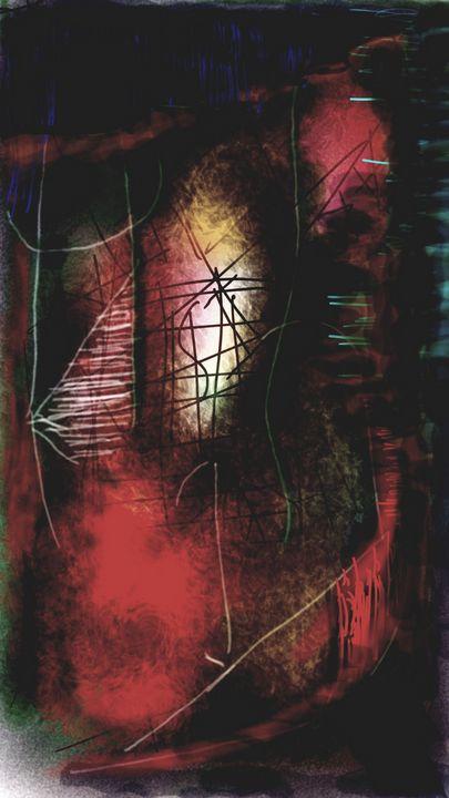 Loneliness - Raja 's fine art