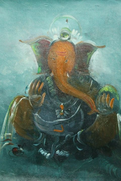 GANESHA 3 - AYAAN DECOR