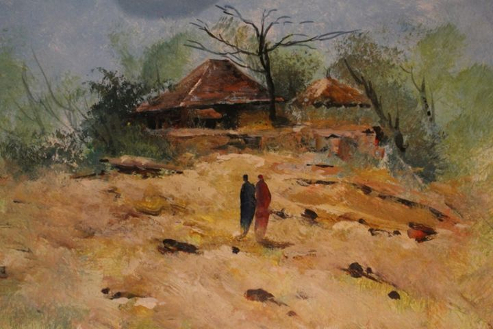 village - AYAAN DECOR