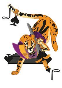 Spades Suit- Jack of cats A