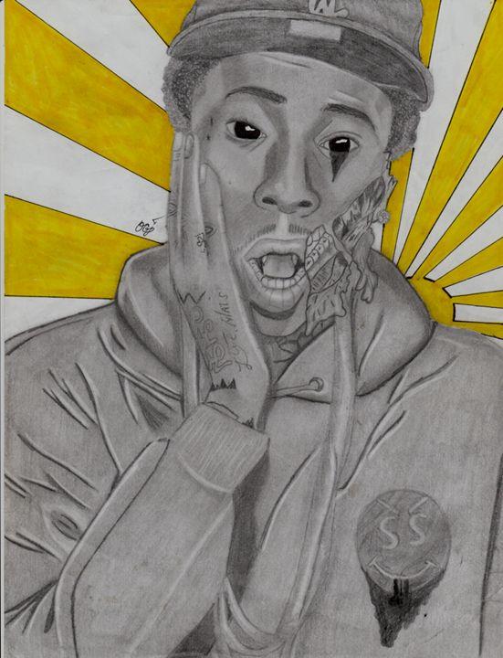 Zombie Wiz Khalifa - OG Jaiie
