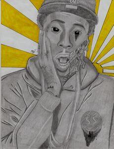 Zombie Wiz Khalifa