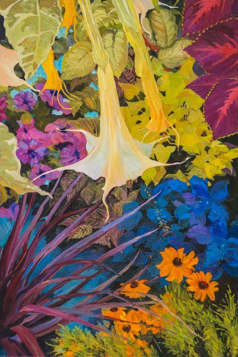 Brugmansia 2 - Judith Barath Arts