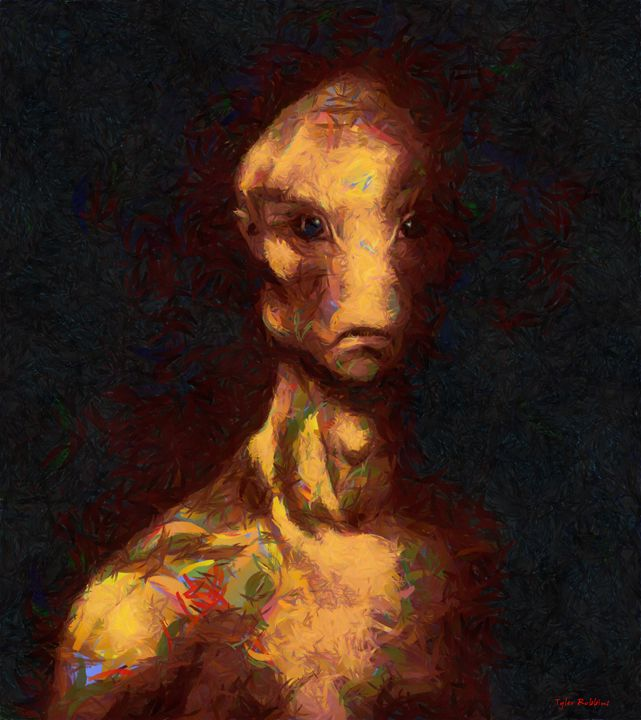 The Alien - Tyler Robbins