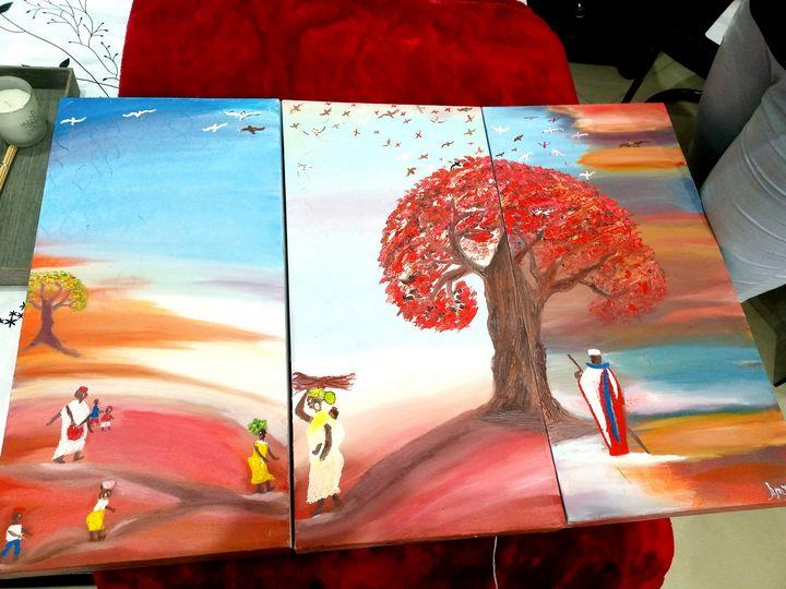 Journey - Amy' art