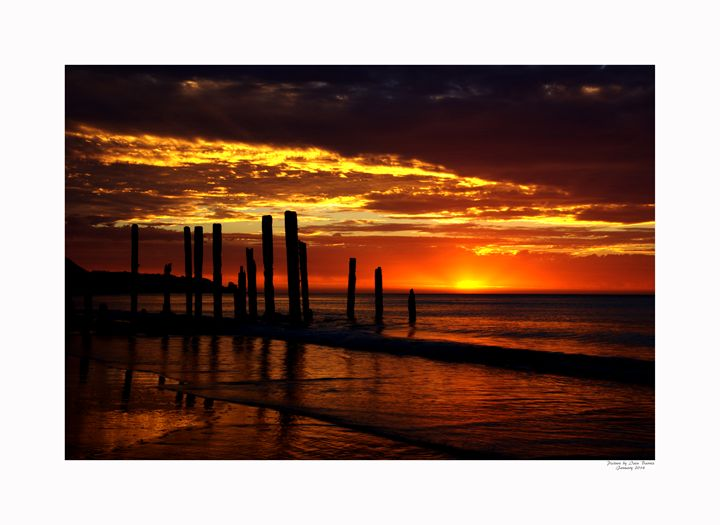 Port Willunga Jetty - Aldinga Photos Gallery
