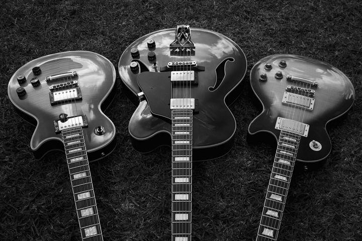 Guitars, Blues and Rock - Rico Niezen