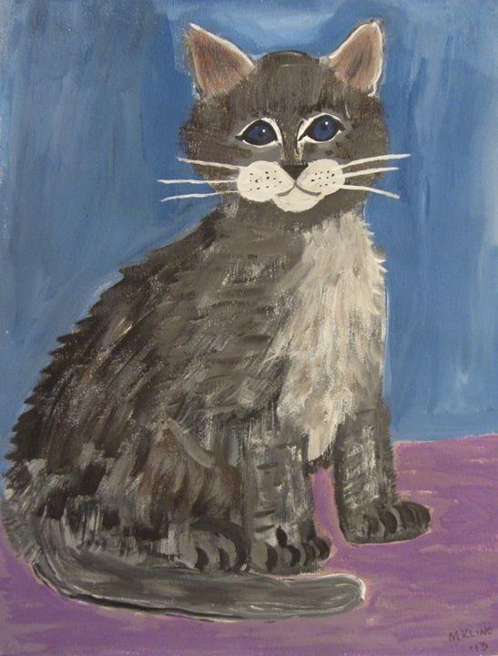 Wampus Cat - Marilyn Kline