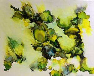 Green symphony, Symphonie en vert