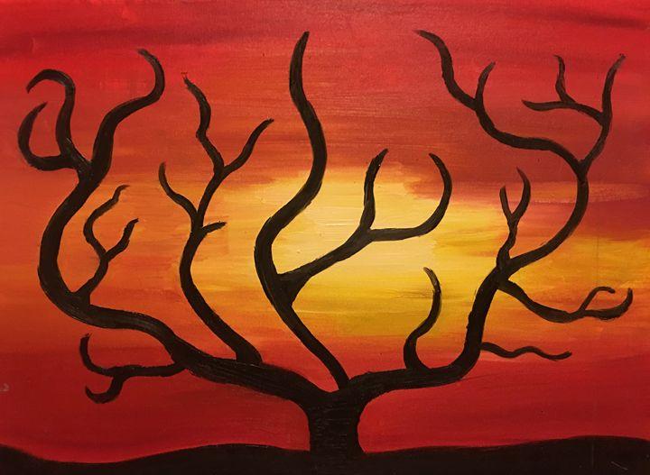 Shadow Sunset - Kelli Brooke