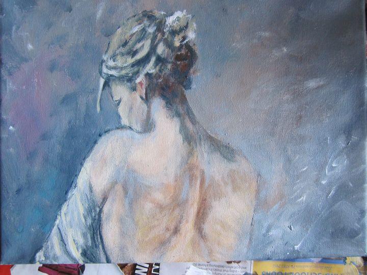 nude back - Ryan Wheeler