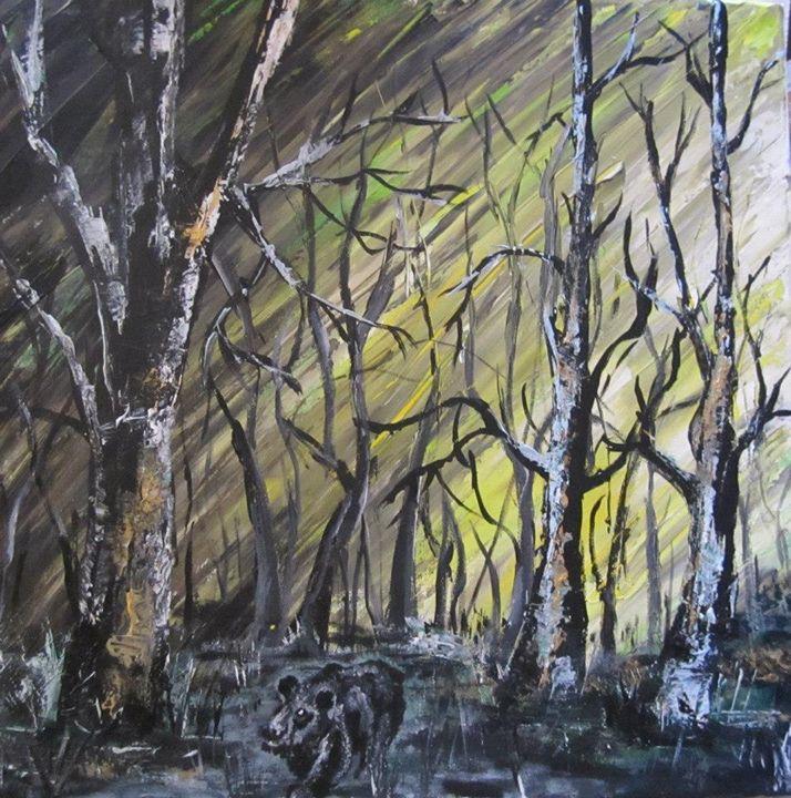 bush fire - Ryan Wheeler