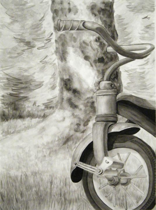 Maine Bike - Bridget M. Kunz
