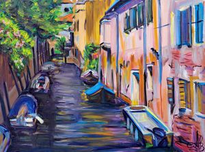 Venice - Churyukinaartgallery