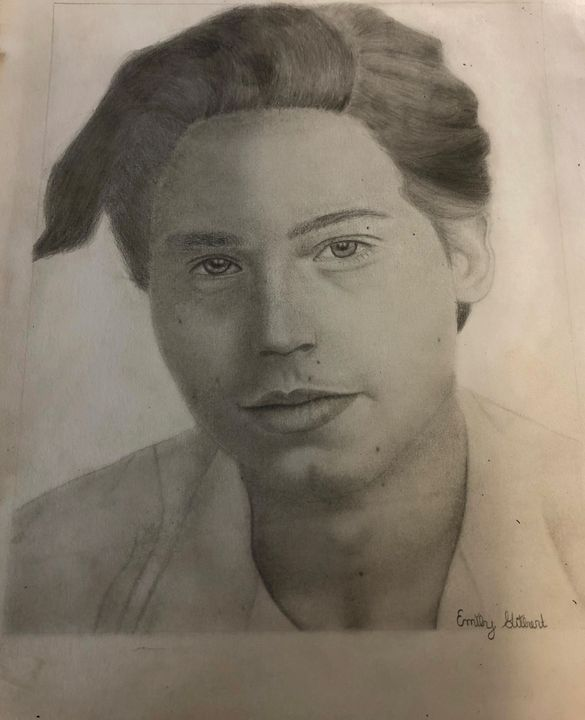 Cole Sprouse - Emily Gilbert