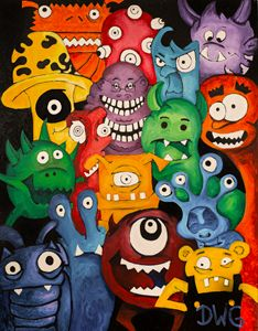Many Monsters