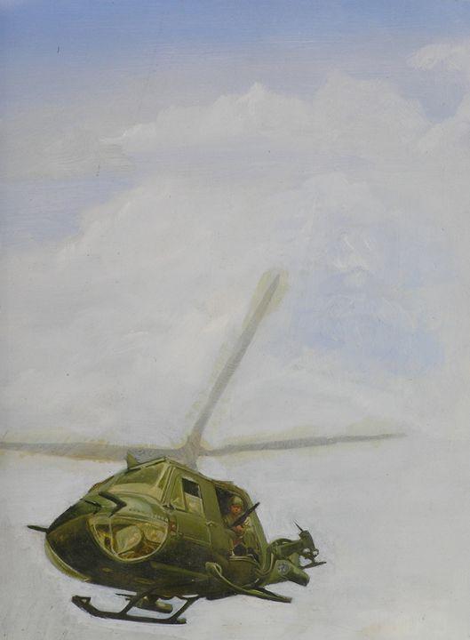 Chopper (Huey) - WynterArt