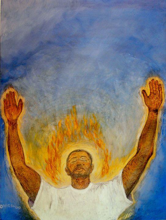 Worship:The Overflow - WynterArt
