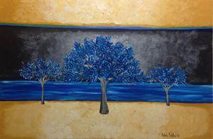 Blue Trees 2