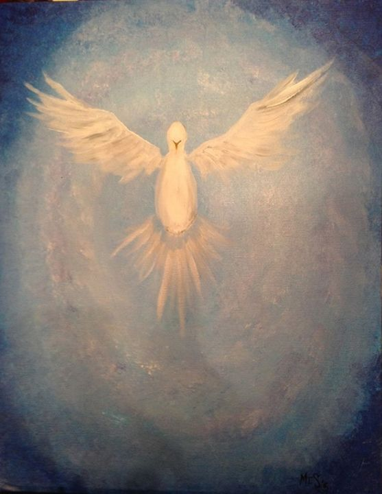 Dove of Light - Melody Taylor Suttles