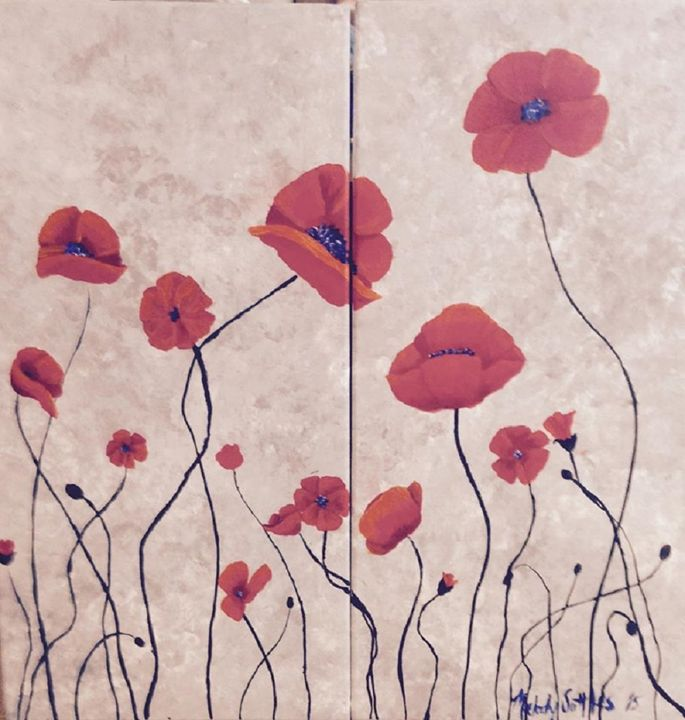 My Poppies - Melody Taylor Suttles