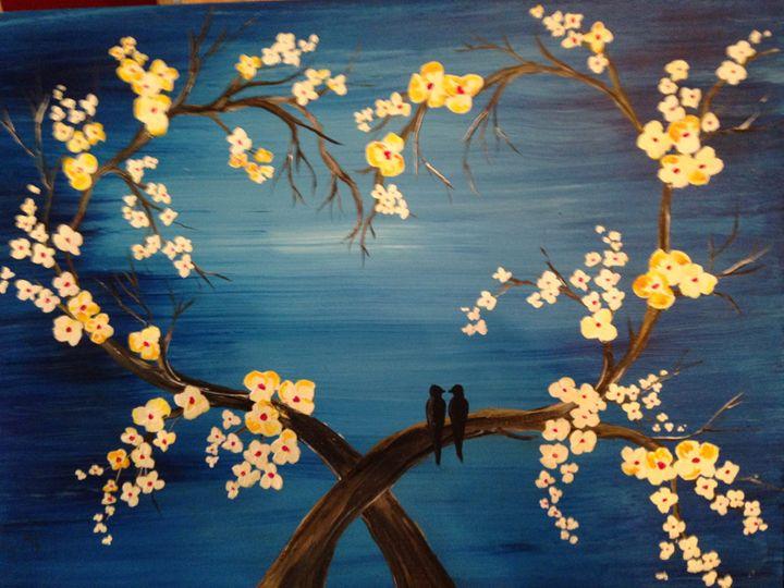 Love Birds - Melody Taylor Suttles