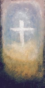 His Cross