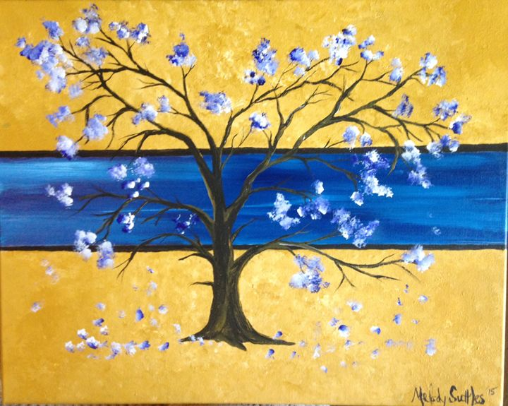Blue - Melody Taylor Suttles