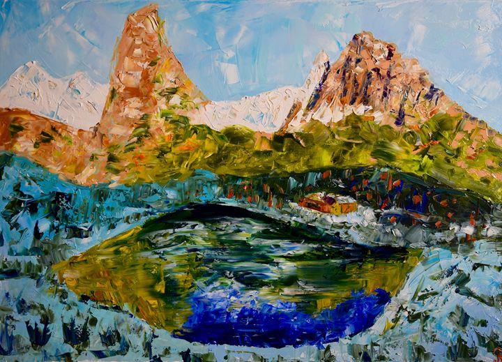 High Tatras - Ekaterina Grishakova