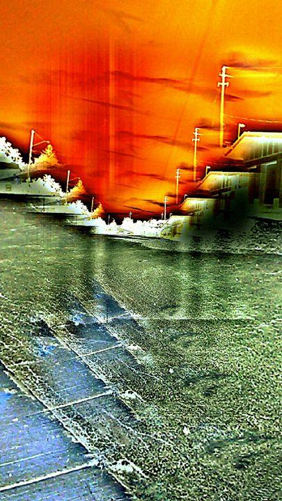 Unevensong - Eric John Campbell
