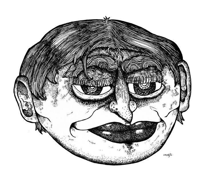 Bighead - Moglipapy