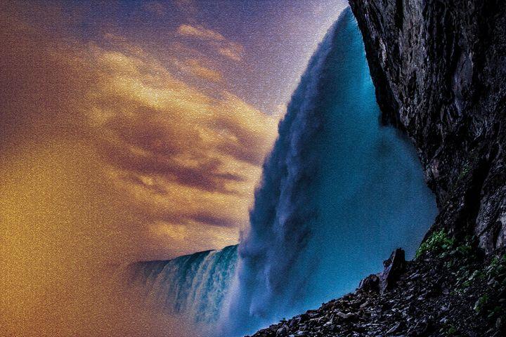 Horseshoe Falls - Kreativelens