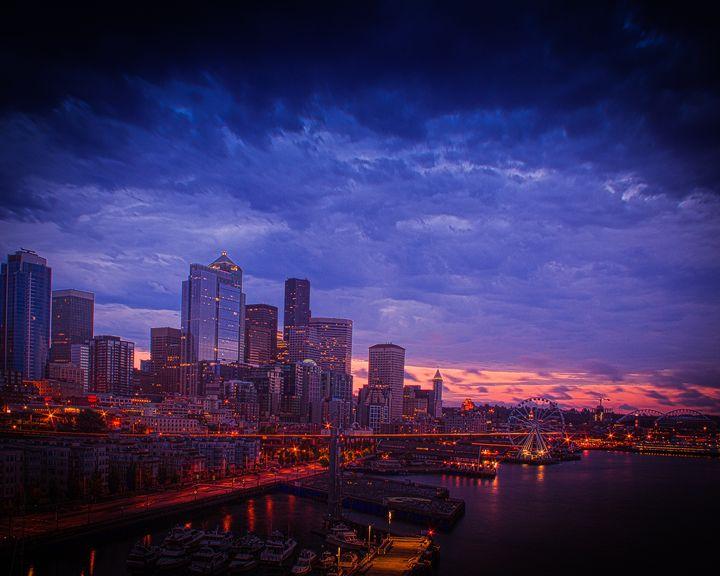 Good Morning Seattle - Kreativelens