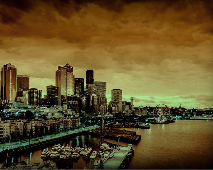 Seattle - Kreativelens