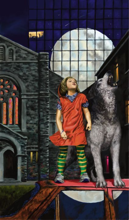 Little Red Riding Hood - Antony Wootten