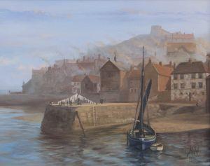 Fish Pier, Whitby - Antony Wootten