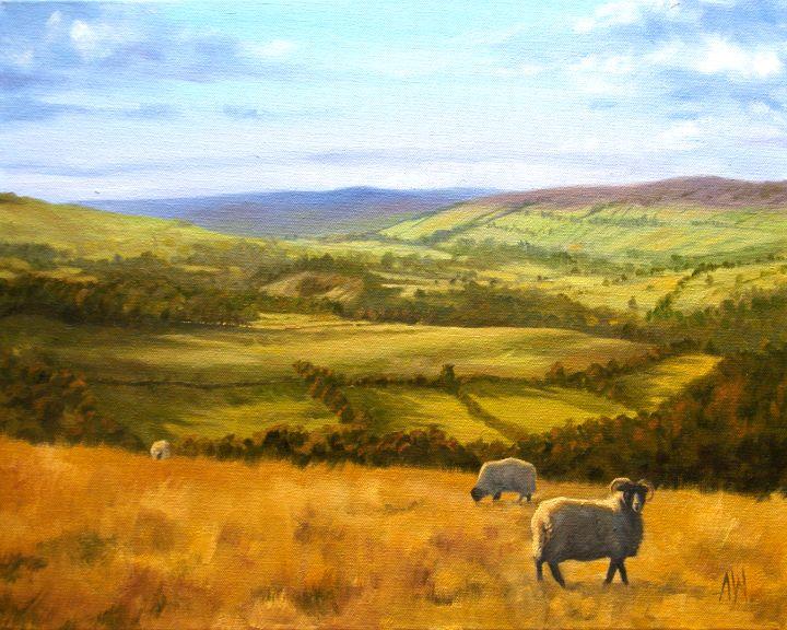 Near Beck Hole, North Yorkshire - Antony Wootten