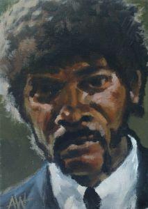Samuel L. Jackson as Jules - Antony Wootten