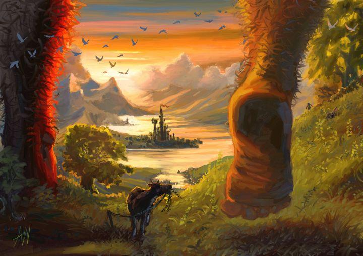 Giant Steps - Antony Wootten