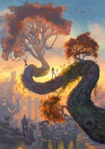 Elves in the Tree - Antony Wootten